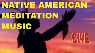 Native American Flute Song  (Siye) : Meditation Music for Shamanic Astral Projection, Healing Music
