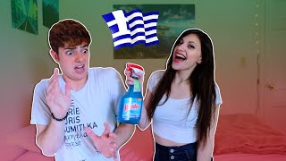 What It's Like To Have a GREEK Friend | Markian