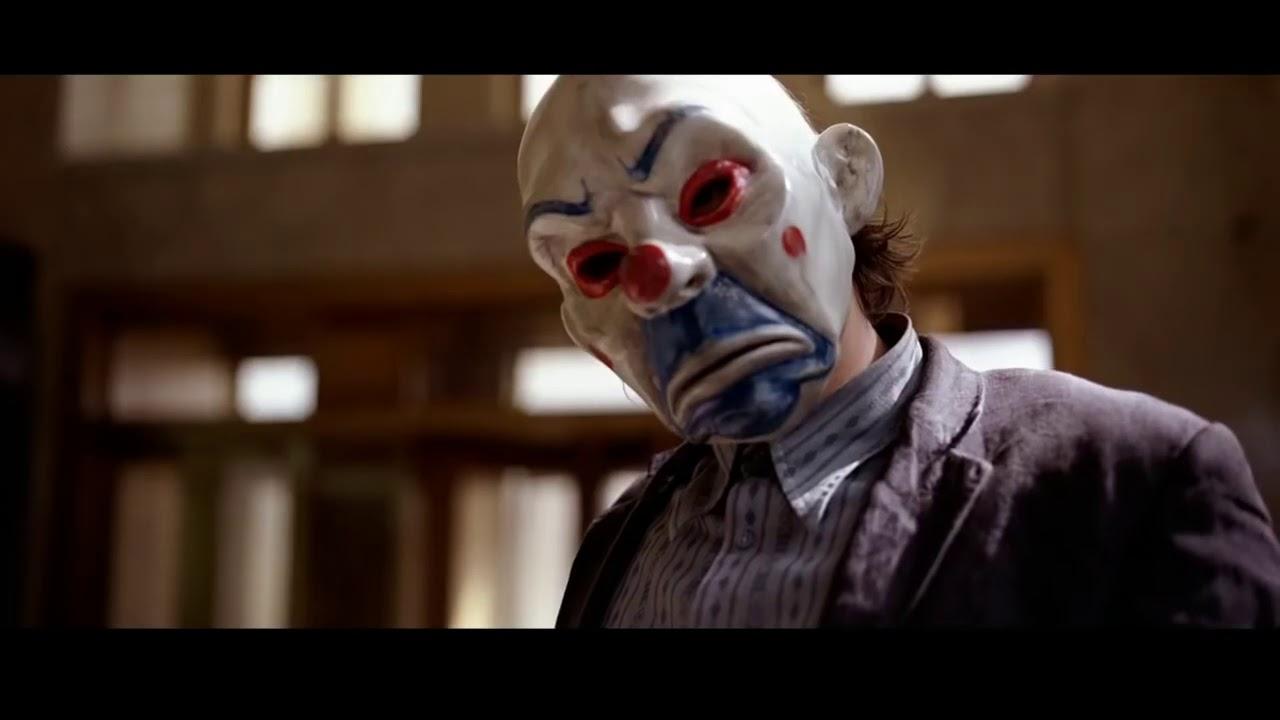 фильмы где клоуны грабят банки