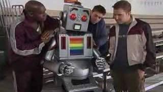 robot adamn sandler gay