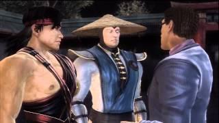 Mortal Kombat 9 - Modo historia (Capitulo 1 - JOHNNY CAGE)
