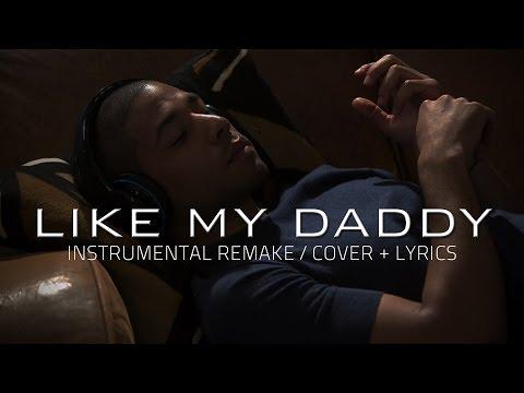 Empire Cast - Like My Daddy (INSTRUMENTAL REMAKE + LYRICS) ft. Jussie Smollett | IJ Beats Music