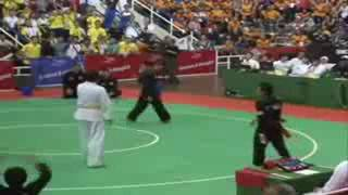 Pencak silat Ngeri cidra parah masih sanggup juara sea game