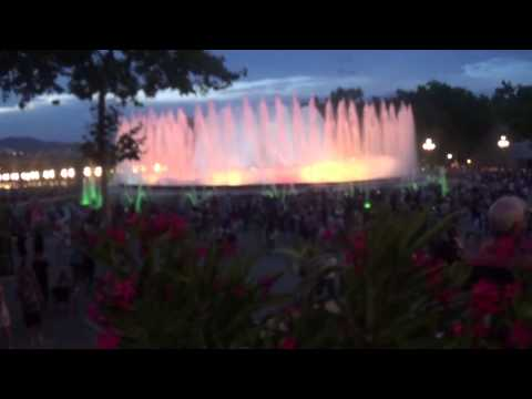 Backpacking  - France, Spain and Benicassim Music Festival