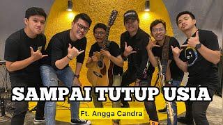 Sampai Tutup Usia (KERONCONG) - Angga Candra ft. Fivein #LetsJamWithJames