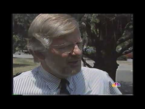 NBC Nightside   Versace Murder, Clinton Scandal July 19, 1997