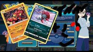 Buzzwole Hoopa Weavile - Pokemon Trading Card Game Online Events Gameplay