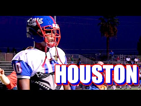 LB John Houston '15 : Serra High (CA) Senior Year