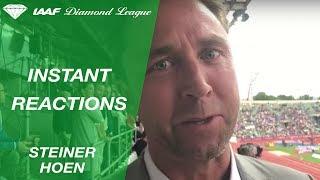 Instant Reactions Oslo 2017: Steinar Hoen