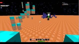 zombiesniper276's Minecraft ROBLOX grief