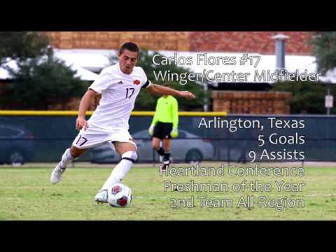 Carlos Flores - Winger/Center Midfielder