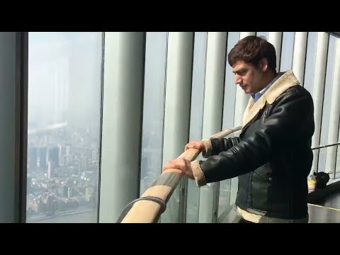 Vlog#14 - China Shanghai tower,world second tallest.(Travel with Kabir Afridi)