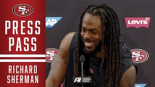 Richard Sherman: Christian McCaffrey is an 'Incredibly Dynamic Player' | 49ers