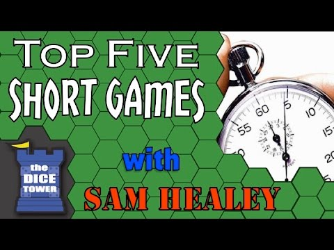 Top 5 Short Games - With Sam Healey