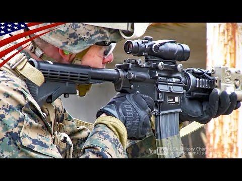 陸上自衛隊と米海兵隊の合同演習「フォレスト・ライト」:射撃・格闘訓練ほか