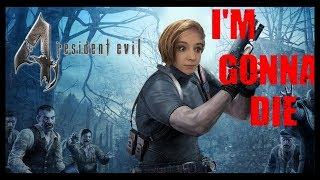 Resident Evil 4| First Playthrough | Kind Cute Girl Plays Horror Games