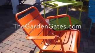 Fermob Bistro Furniture- Thegardengates.com