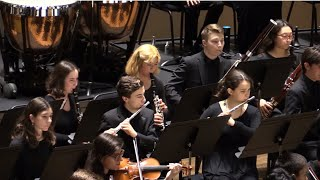 Metropolitan Youth Symphony performs Beethoven Symphony No. 7 in A major Op 92
