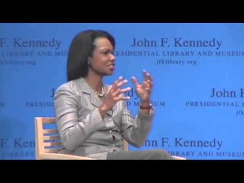 Condoleezza Rice: Extraordinary, Ordinary People