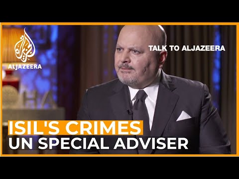 UN Special Adviser: ISIL spared 'nobody' in its crimes   Talk to Al Jazeera