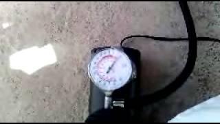 mini air compressor malfunction