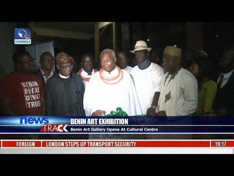 Benin Art Exhibition: Benin Art Gallery Opens At Cultural Centre