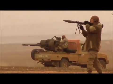 ПАЛЬМИРА ПОЗОРНО ПАЛА! Сегодня ИГИЛ пополнился большим количеством оружие, танками и БТР-ами России.