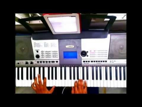 Nee partha vizhigal - Keyboard/Piano