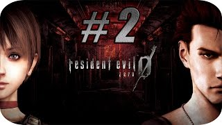 Resident Evil Zero HD Remaster - Gameplay Español - Capitulo 2 - 1080pHD