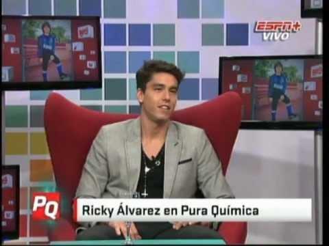 Ricky Alvarez en Pura Quimica (13-06-2012)