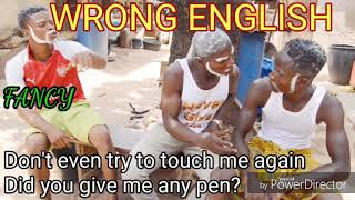 Wrong English, SOLVENT COMEDY (Episode: 28)