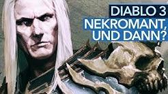Totenbeschwörer ist toll, aber nicht genug für Diablo 3