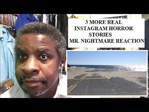 3 More Real Instagram Horror Stories Mr Nightmare Reaction Youtube See contact information and details about mr.nightmare. youtube