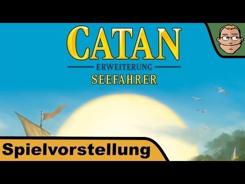 Catan: Seefahrer (Erweiterung) - Die Siedler Von Catan - Spielvorstellung Und Regeln