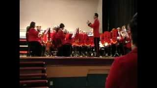 Masterton District Brass band- Edelweiss