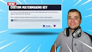 "Hosting Custom Matchmaking! Come Join! Fortnite Xbox Live Stream | 850+ Wins | Use Code ""VinnyYT"""