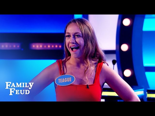 199 points. One answer left! Did they do it?! | Family Feud