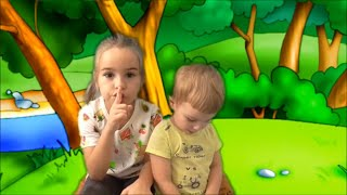 12345 Once I Caught A Fish Alive! 2 Nursery Rhymes & Kids Songs