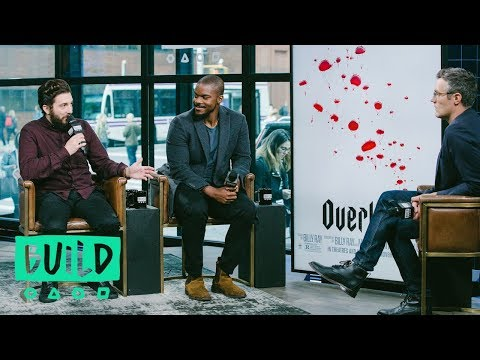 Jovan Adepo & John Magaro Talk The War Horror Film, Overlord