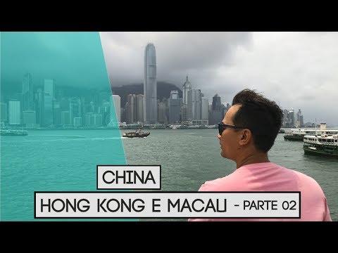 HONG KONG E MACAU, CHINA - com Mauro Nakada | Completo (parte 02)