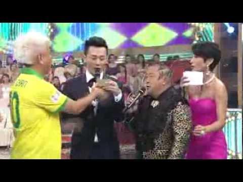 [19-11-2013]Raymond Lam-Play Game at TVB Birthday 46th