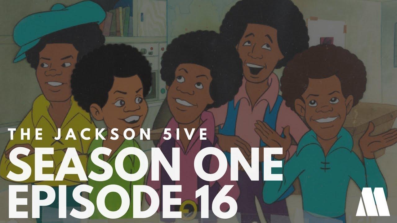 The Jackson 5ive [Season 1, Episode 16] - Rasho Jackson