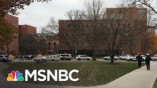 Ohio State University Shooting: Suspect Dead, 8 Transported For Injuries | MSNBC