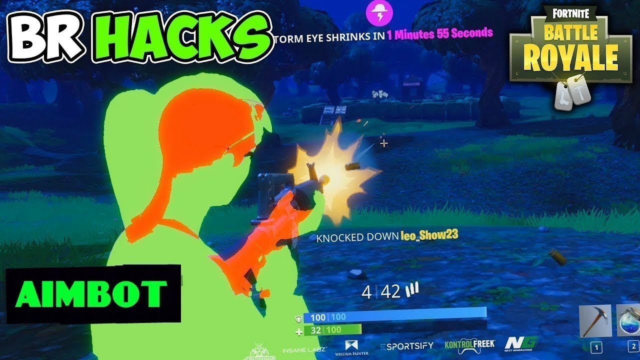 *NEW* HOW TO MOD/HACK FORTNITE BATTLE ROYAL (AIMBOT) (PS4 ...