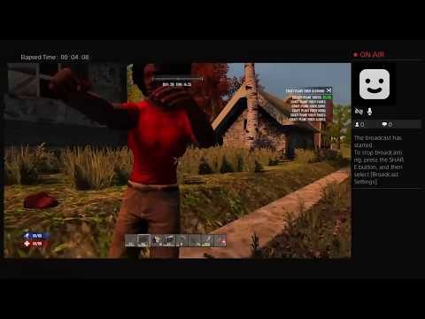 7 days to die PvP Raiding Multiplayer random w/ NitEoWl_223 - Part #2