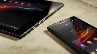 Xperia Tablet Z - Conectividad Sin Límites