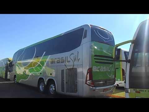 onibus marcopolo paradiso G7 da Brasil Sul