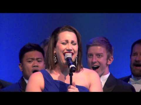 Natalie Weiss (feat. Vocal Minority) - Once Upon A Time from Brooklyn the Musical