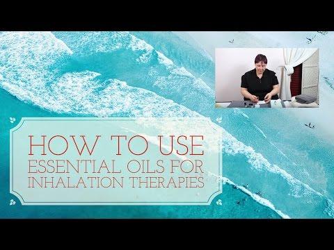 Aromatherapy Inhalation