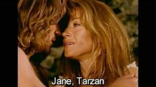 Me Tarzan, You Jane